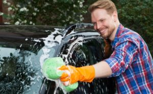 洗車(洗い)